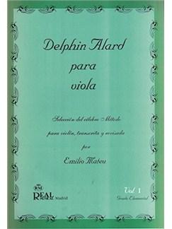 Delphin Alard para Viola, Vol.1 - Grado Elemental Libro | Viola