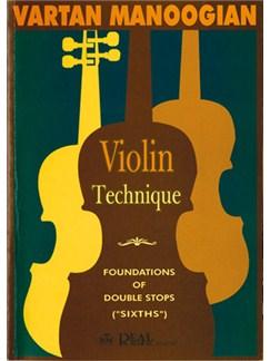Violin Technique (Técnica del Violín) 2 Libro | Violin