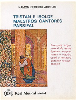 Tristan e Isolde - Maestros Cantores / Parsifal Libro | Voice