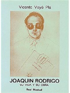 Joaquín Rodrigo, su vida y su obra Books | All Instruments