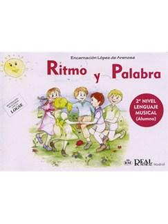 Ritmo y Palabra, 2° Nivel Lenguaje Musical (Alumno) Libro | All Instruments