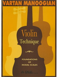 Violin Technique (Técnica del Violín) 3 Books | Violin