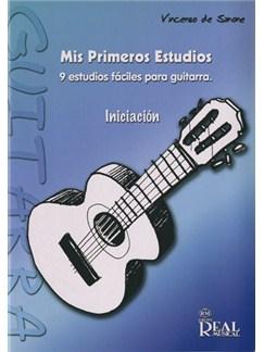 Mis Primeros Estudios, Iniciación Libro | Guitar