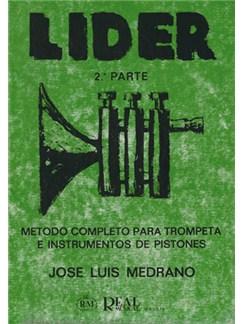 Lider: Método Completo para Trompeta e Instrumentos de Pistones, 2ª Parte Libro | Trumpet