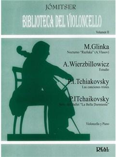 Biblioteca del Violoncello, Volumen II Books | Cello
