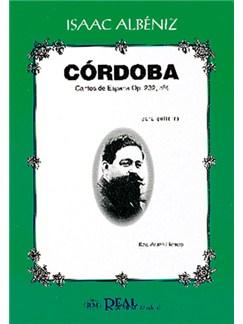 Isaac Albéniz: Córdoba, Cantos de España Op.232 No.4 Libro | Guitar