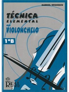 Técnica Elemental del Violonchelo, Volumen 1°b Libro | Cello