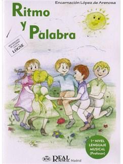 Ritmo y Palabra, 1° Nivel Lenguaje Musical (Profesor) Libro | All Instruments