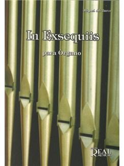 Miguel del Barco: In Exsequiis para Órgano Books | Organ