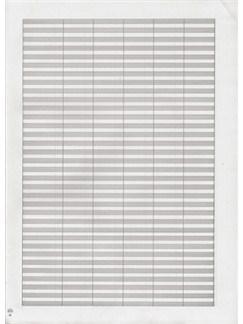 Carta da Musica (Cuadernillo, Papier à Musique) Libro | Orchestra