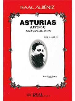 Isaac Albéniz: Asturias (Leyenda), Suite Española Op.47 No.5 para 2 Guitarras Books | Guitar (Duet)