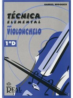 Técnica Elemental del Violonchelo, Volumen 1°d Libro | Cello