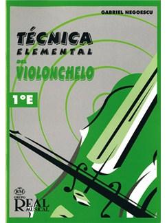 Técnica Elemental del Violonchelo, Volumen 1°e Libro | Cello