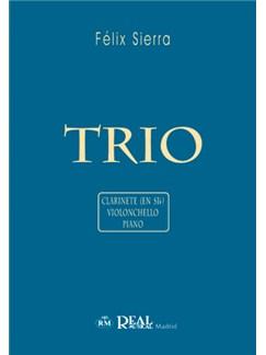 Trío para Clarinete (en Sib), Violoncello y Piano Books | Ensemble