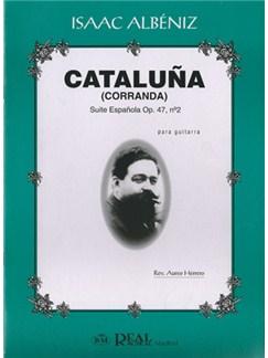 Isaac Albéniz: Cataluña (Corranda), Suite Española Op.47 No.2 Libro | Guitar