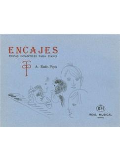 Ruiz Pipò: Encajes, Piezas Infantiles para Piano Libro | Piano