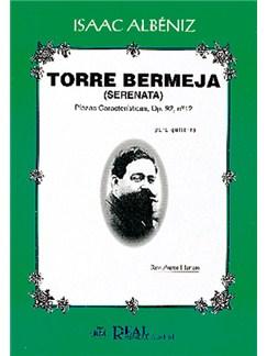 Isaac Albéniz: Torre Bermeja (Serenata), Piezas Características, Op.92 No.12 para Guitarra Libro | Guitar