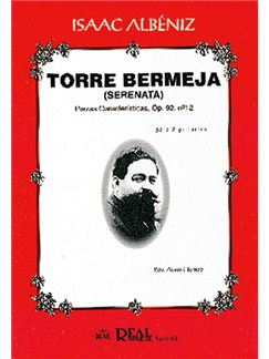Isaac Albéniz: Torre Bermeja (Serenata), Piezas Características Op.92 No.12 para 2 Guitarras Books | Guitar (Duet)