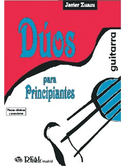 Dúos para Principiantes, para Guitarra Books | Guitar