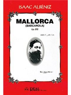 Isaac Albéniz: Mallorca (Barcarola), Op.202 para 2 Guitarras Bog | Guitar(Duet)