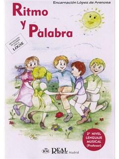 Ritmo y Palabra, 2° Nivel Lenguaje Musical (Profesor) Libro | All Instruments