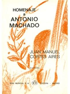 Homenaje a Antonio Machado para Guitarra Libro | Guitar