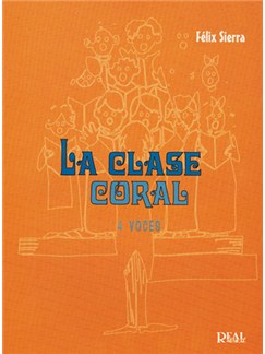 La Clase Coral, 4 Voces Libro | Choral