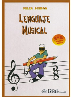 Lenguaje Musical, Grado Medio 2°a Libro | Todos Instrumentos