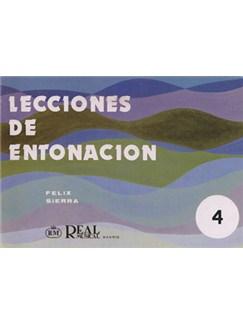 Lecciones de Entonación, 4 Libro | Piano & Vocal