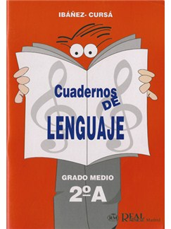 Cuadernos de Lenguaje, Grado Medio 2A Libro | All Instruments