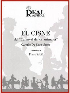 Camille Saint-Saëns: El Cisne, del Carnaval de los animales Libro | Piano