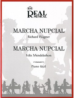 Marcha Nupcial (Wagner) - Marcha Nupcial (Mendelssohn) Libro | Piano