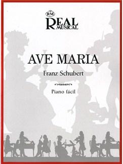 Franz Schubert: Ave María Libro | Piano