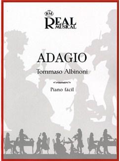 Tommaso Albinoni: Adagio Libro | Piano