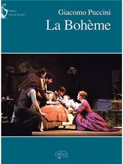 Giacomo Puccini: La Bohème (Vocal Score) Books | Piano & Vocal