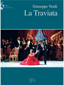 Giuseppe Verdi: La Traviata (Vocal score) Books | Piano & Vocal