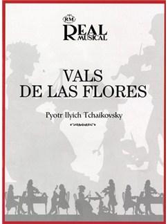 Pyotr Ilyich Tchaikovsky: Vals de la Flores Libro | Piano