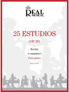 Henry Bertini: 24 Estudios. Op.29 para Piano Libro | Piano