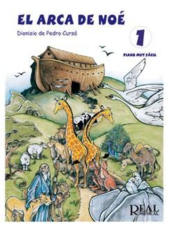 El Arca de Noé, Vol.1 (Piano muy fácil) Books | Piano