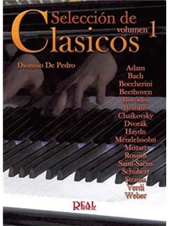 Selección de Clásicos, Volumen 1 Books | Piano