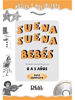 Suena Suena Bebés, de 0 a 3 Años CD y Libro | All Instruments