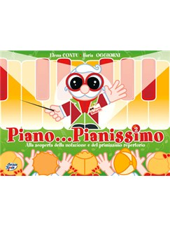 Piano... Pianissimo, Volume 2 Books | Piano