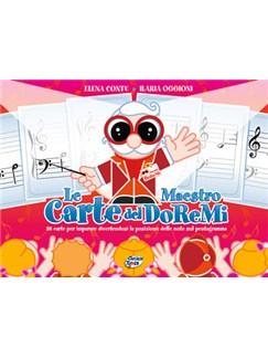 Le Carte del Maestro Doremi Books | Piano