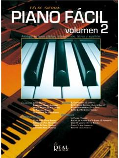 Piano Fácil, Antología Volumen 2 Books | Piano