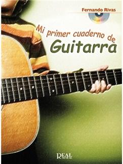 Mi Primer Cuaderno de Guitarra CD y Libro | Guitar