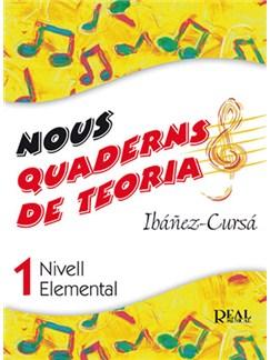 Nous Quaderns de Teoria, Vol.1 - Nivell Elemental Books |