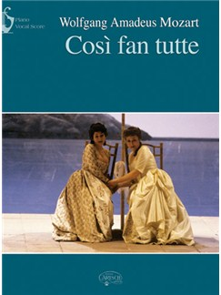 Wolfgang Amadeus Mozart: Così Fan Tutte (Vocal Score) Books | Piano & Vocal