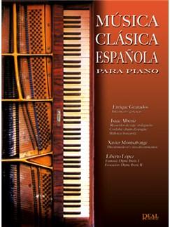 Música Clásica Española para Piano Books | Piano