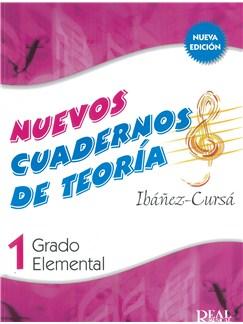 Cuadernos de Teoría, Grado Elemental Volumen 1 Libro | All Instruments