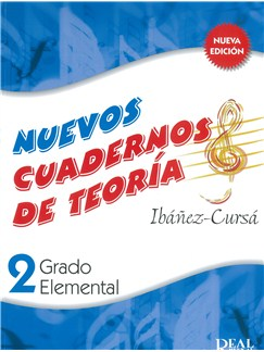 Cuadernos de Teoría, Grado Elemental Volumen 2 Libro | All Instruments